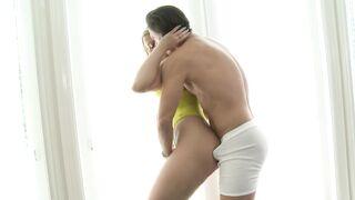 SheIsNerdy - Iris Kiss - Nerdy Chick With Anal Desires
